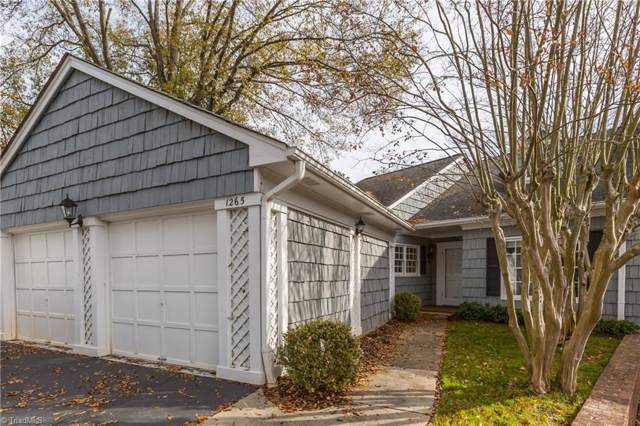 1265 Kent Place Lane, Winston Salem, NC 27104 (MLS #959982) :: RE/MAX Impact Realty
