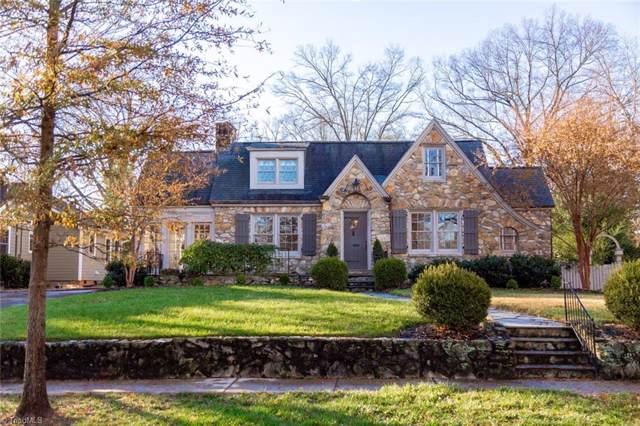 1719 Madison Avenue, Greensboro, NC 27403 (MLS #959995) :: Ward & Ward Properties, LLC