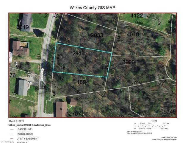 16 Mountain View Road, Hays, NC 28635 (MLS #960014) :: Ward & Ward Properties, LLC
