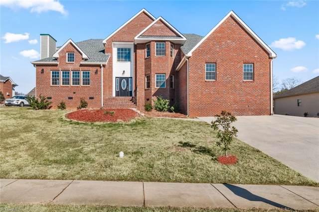 1116 Castle Drive, Graham, NC 27253 (MLS #960025) :: Ward & Ward Properties, LLC