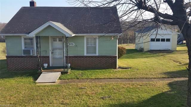 975 Ambrose Creek Road, State Road, NC 28676 (MLS #960062) :: Lewis & Clark, Realtors®