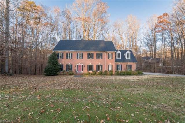 8404 Creeks Edge Court, Oak Ridge, NC 27310 (MLS #960085) :: Berkshire Hathaway HomeServices Carolinas Realty