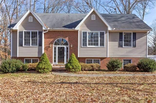 211 Nordwin Drive, Winston Salem, NC 27104 (#960098) :: Premier Realty NC