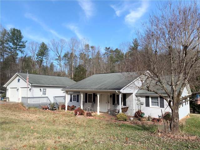 270 Johnson Road, North Wilkesboro, NC 28695 (MLS #960113) :: Ward & Ward Properties, LLC