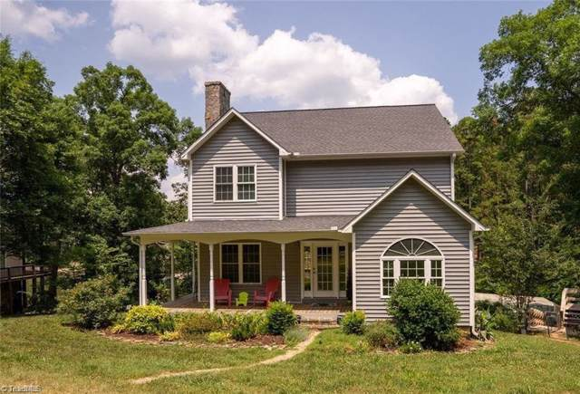 142 N Shoreline Drive, New London, NC 28127 (MLS #960115) :: Ward & Ward Properties, LLC