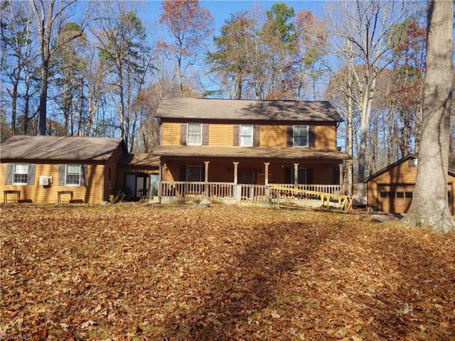 343 Woodtree Lane, Winston Salem, NC 27107 (MLS #960122) :: Lewis & Clark, Realtors®