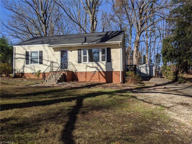 3002 Taliaferro Road, Greensboro, NC 27408 (MLS #960132) :: Ward & Ward Properties, LLC