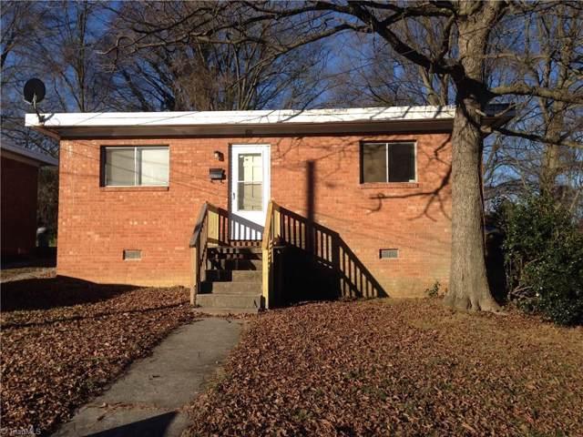 822 Avalon Road, Greensboro, NC 27401 (MLS #960143) :: Ward & Ward Properties, LLC