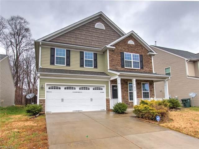 2313 Wise Owl Drive, Mcleansville, NC 27301 (MLS #960167) :: Ward & Ward Properties, LLC