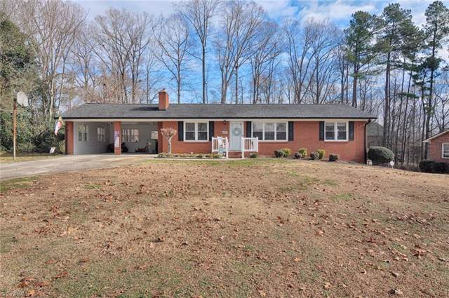 471 Shady Lane, Winston Salem, NC 27107 (MLS #960370) :: Ward & Ward Properties, LLC