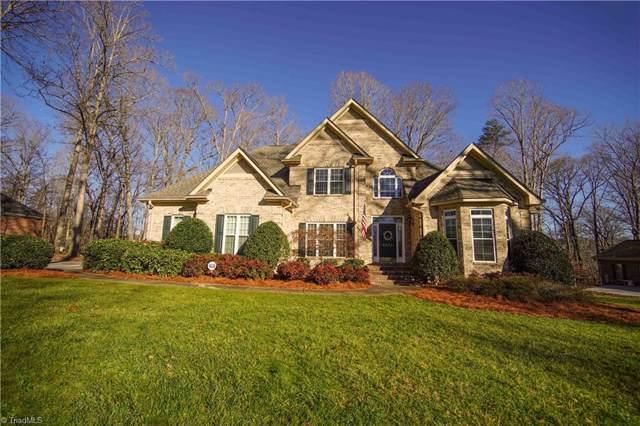 4202 Joseph Hoskins Road, Summerfield, NC 27358 (MLS #960434) :: Ward & Ward Properties, LLC