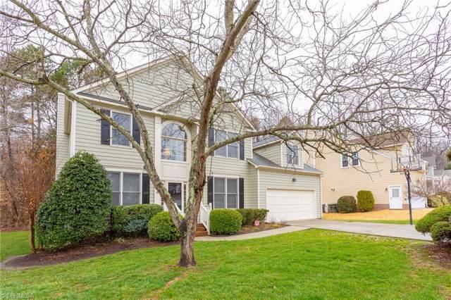 5916 Weston Drive, Greensboro, NC 27407 (MLS #960442) :: Ward & Ward Properties, LLC