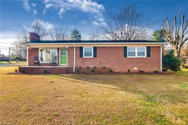 110 Lakeshore Drive, Thomasville, NC 27360 (MLS #960449) :: Ward & Ward Properties, LLC