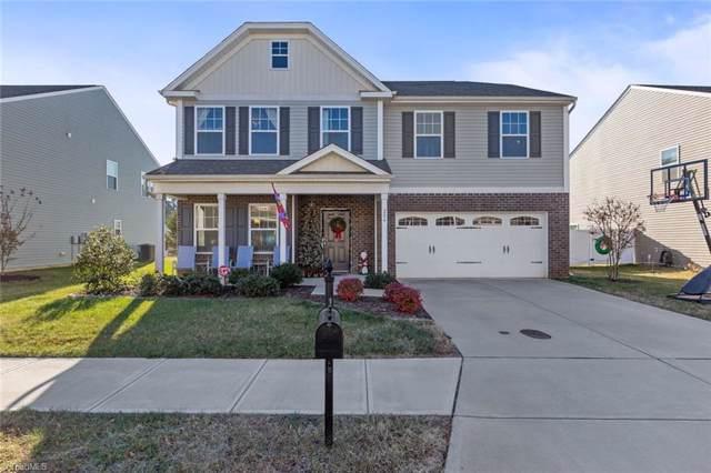 204 Boden Way, Greensboro, NC 27405 (MLS #960489) :: Ward & Ward Properties, LLC