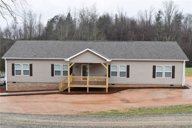451 Hacketts Road, Millers Creek, NC 28651 (MLS #960497) :: Ward & Ward Properties, LLC