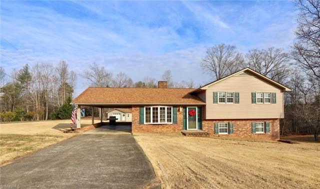 136 Blue Ridge Road, State Road, NC 28676 (MLS #960501) :: Ward & Ward Properties, LLC