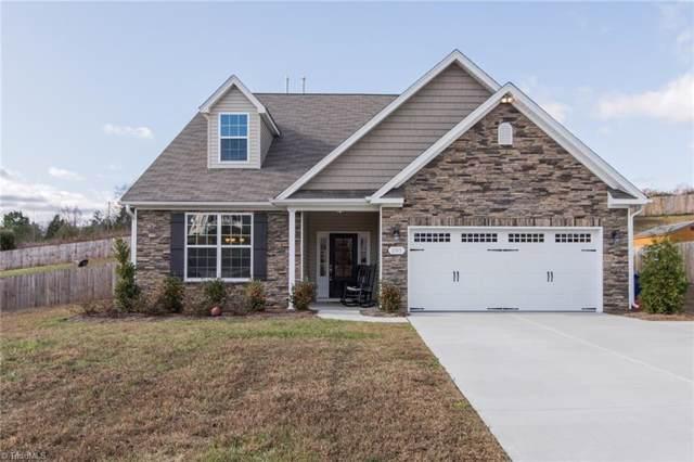 201 N Honey Locust Drive, Thomasville, NC 27360 (MLS #960522) :: Ward & Ward Properties, LLC