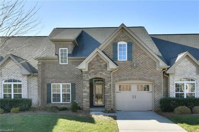 428 Crosswick Road, Clemmons, NC 27012 (MLS #960635) :: Ward & Ward Properties, LLC