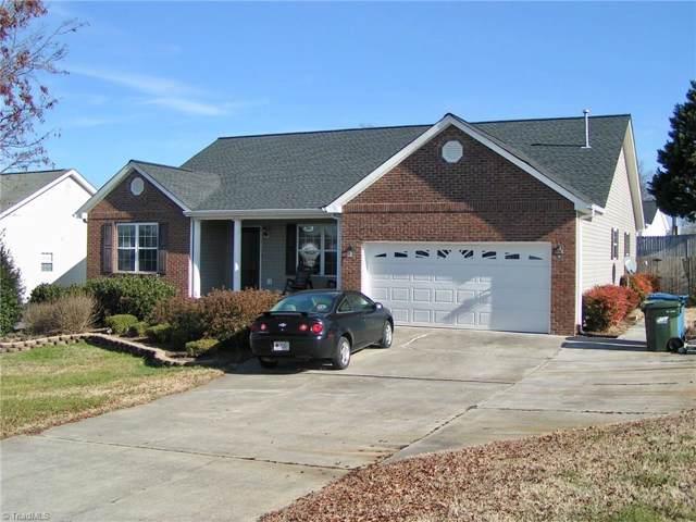 100 Erica Drive, Archdale, NC 27263 (MLS #960680) :: Ward & Ward Properties, LLC