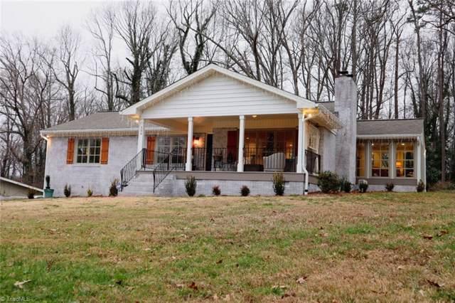 104 Woodland Drive, Jamestown, NC 27282 (MLS #960714) :: Ward & Ward Properties, LLC