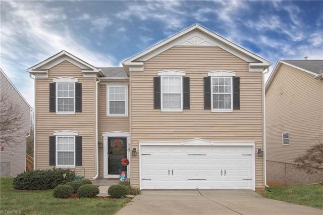 4168 Salem Springs Court, Winston Salem, NC 27107 (MLS #960759) :: Ward & Ward Properties, LLC