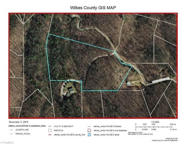 Shepherds Pass, Moravian Falls, NC 28654 (MLS #960784) :: Ward & Ward Properties, LLC