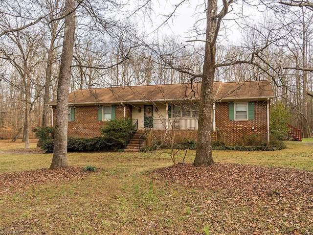 863 Wiltshire Drive, Burlington, NC 27217 (MLS #960801) :: Ward & Ward Properties, LLC