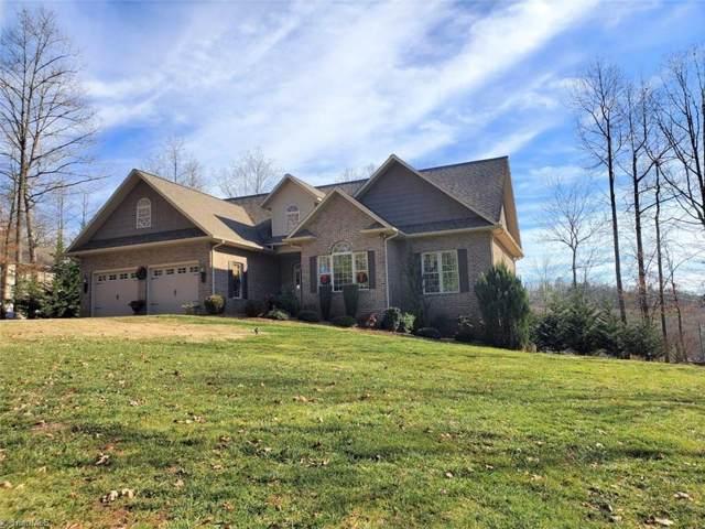 235 Franklin Court, Purlear, NC 28665 (MLS #960809) :: Ward & Ward Properties, LLC