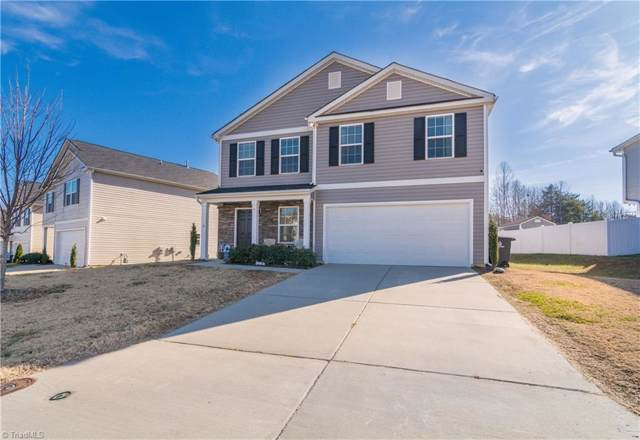 500 Salem Springs Drive, Winston Salem, NC 27107 (MLS #960821) :: Ward & Ward Properties, LLC