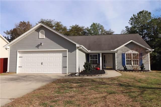 709 Hawthorn Ridge Drive, Whitsett, NC 27377 (MLS #960832) :: Ward & Ward Properties, LLC