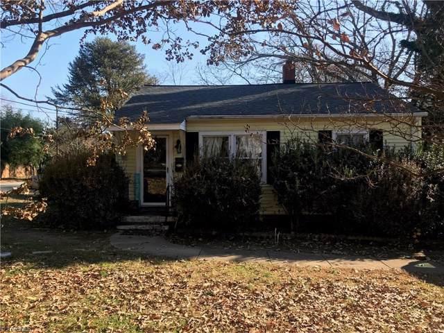 1047 Irving Street, Winston Salem, NC 27103 (MLS #960849) :: Ward & Ward Properties, LLC