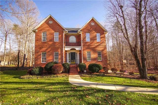 135 Savannah Court, Kernersville, NC 27284 (MLS #960852) :: Ward & Ward Properties, LLC