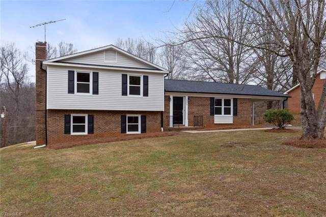 2350 Woodgreen Road, Winston Salem, NC 27106 (MLS #960868) :: Ward & Ward Properties, LLC