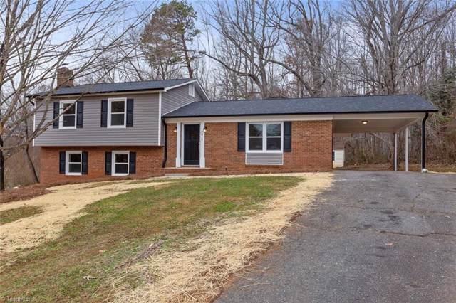 2312 Barnsley Court, Winston Salem, NC 27106 (MLS #960885) :: Ward & Ward Properties, LLC