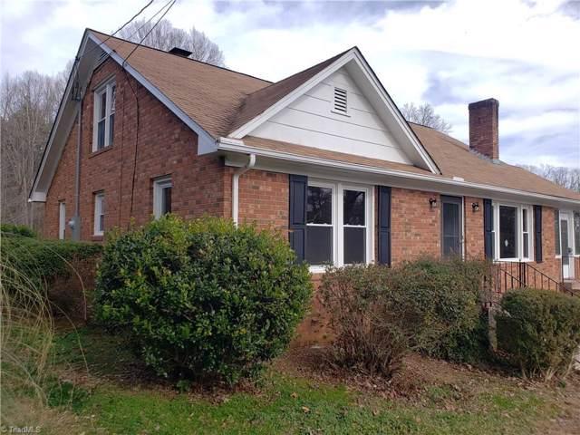 216 Northwood Drive, Asheboro, NC 27203 (MLS #960900) :: Ward & Ward Properties, LLC