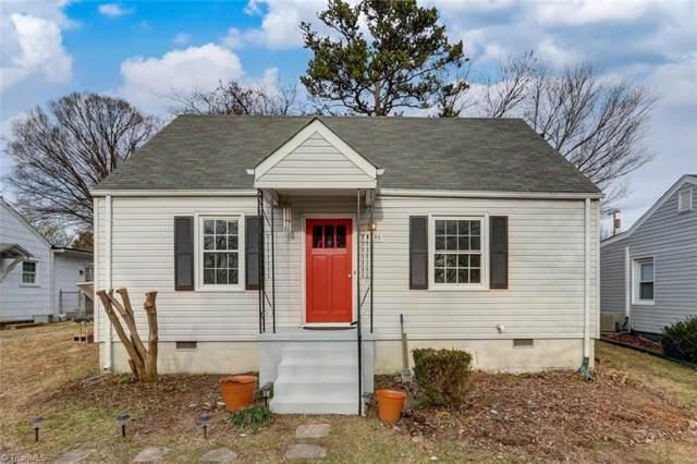 4406 Cornell Avenue, Greensboro, NC 27407 (MLS #960921) :: Ward & Ward Properties, LLC