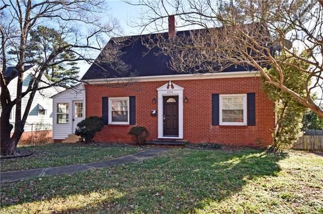 2334 Queen Street, Winston Salem, NC 27103 (MLS #960943) :: Ward & Ward Properties, LLC