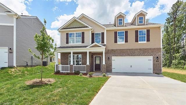 7013 Quarter Horse Drive #14, Trinity, NC 27370 (MLS #960972) :: Berkshire Hathaway HomeServices Carolinas Realty