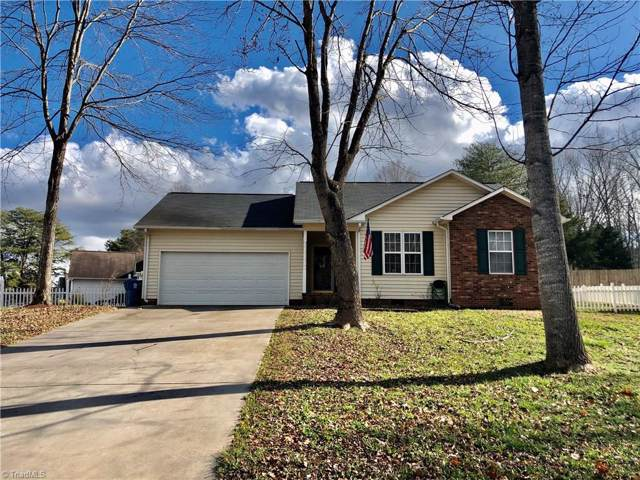 530 Mountview Drive, Mocksville, NC 27028 (MLS #960989) :: Ward & Ward Properties, LLC