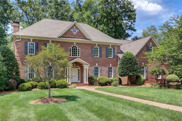 5800 Harriet Court, Summerfield, NC 27358 (MLS #961029) :: Ward & Ward Properties, LLC