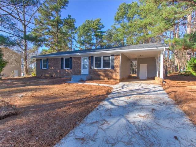 5417 Pine Level Drive, Browns Summit, NC 27214 (MLS #961054) :: Lewis & Clark, Realtors®