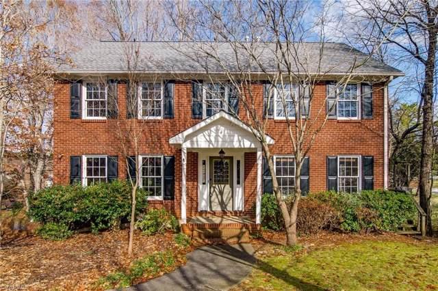 1039 Beecher Road, Winston Salem, NC 27104 (MLS #961146) :: Ward & Ward Properties, LLC
