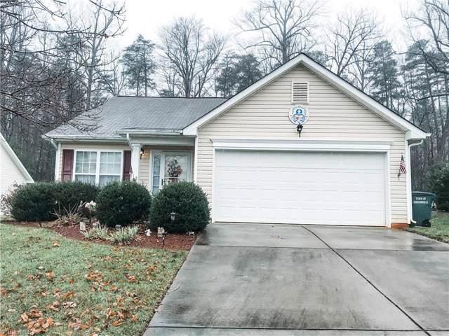 704 Hawthorn Ridge Drive, Whitsett, NC 27377 (MLS #961221) :: Ward & Ward Properties, LLC
