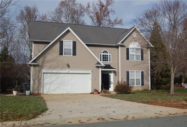 905 Edgewater Road, Gibsonville, NC 27249 (MLS #961261) :: Ward & Ward Properties, LLC