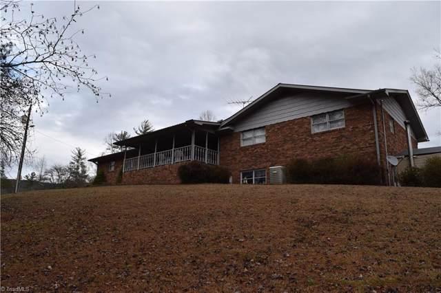 6007 White Oak Road, Purlear, NC 28665 (MLS #961352) :: Ward & Ward Properties, LLC