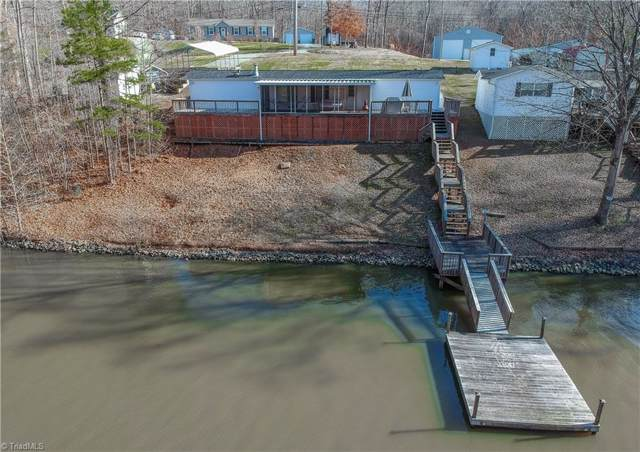 238 Rocky Trail Road, Lexington, NC 27292 (MLS #961382) :: Ward & Ward Properties, LLC