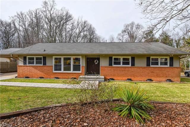 815 Larkwood Drive, Greensboro, NC 27410 (MLS #961397) :: Ward & Ward Properties, LLC
