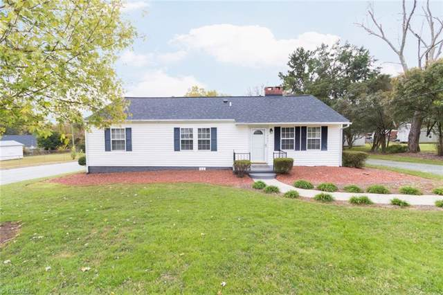 423 E Parker Street, Graham, NC 27253 (MLS #961415) :: Elevation Realty