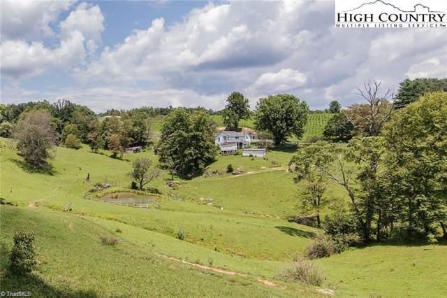 14691 Nc Highway 16, Millers Creek, NC 28651 (MLS #961430) :: Ward & Ward Properties, LLC