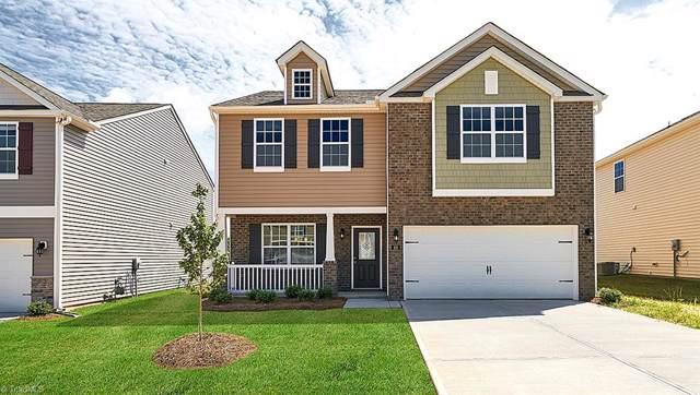 6947 Quarter Horse Drive #11, Trinity, NC 27370 (MLS #961458) :: Berkshire Hathaway HomeServices Carolinas Realty